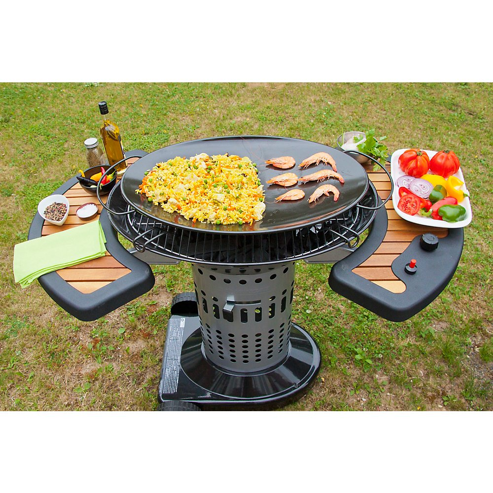 Bonesco Modular Barbecue Cooking Plate