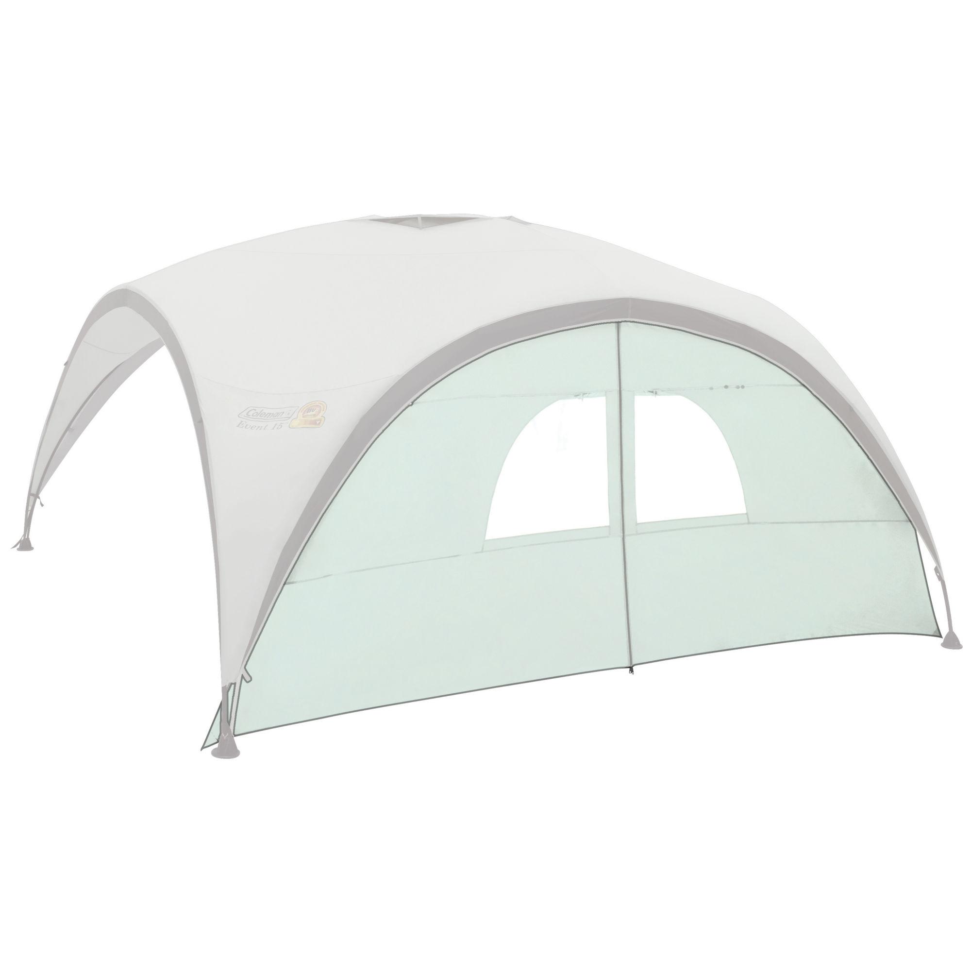 Event Shelter Sunwall Door XL, stříbrná barva