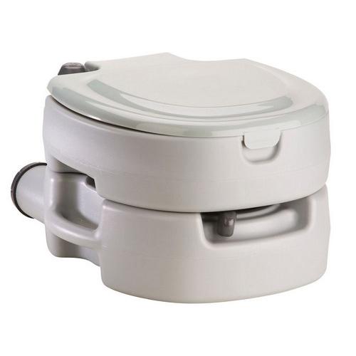 Portable flush toilet small