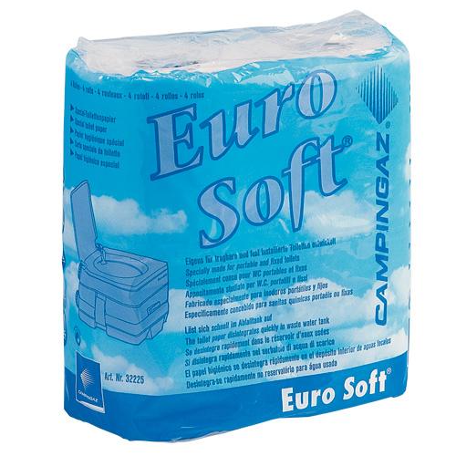 Spec. toaletní papír  EURO SOFT (4 role)