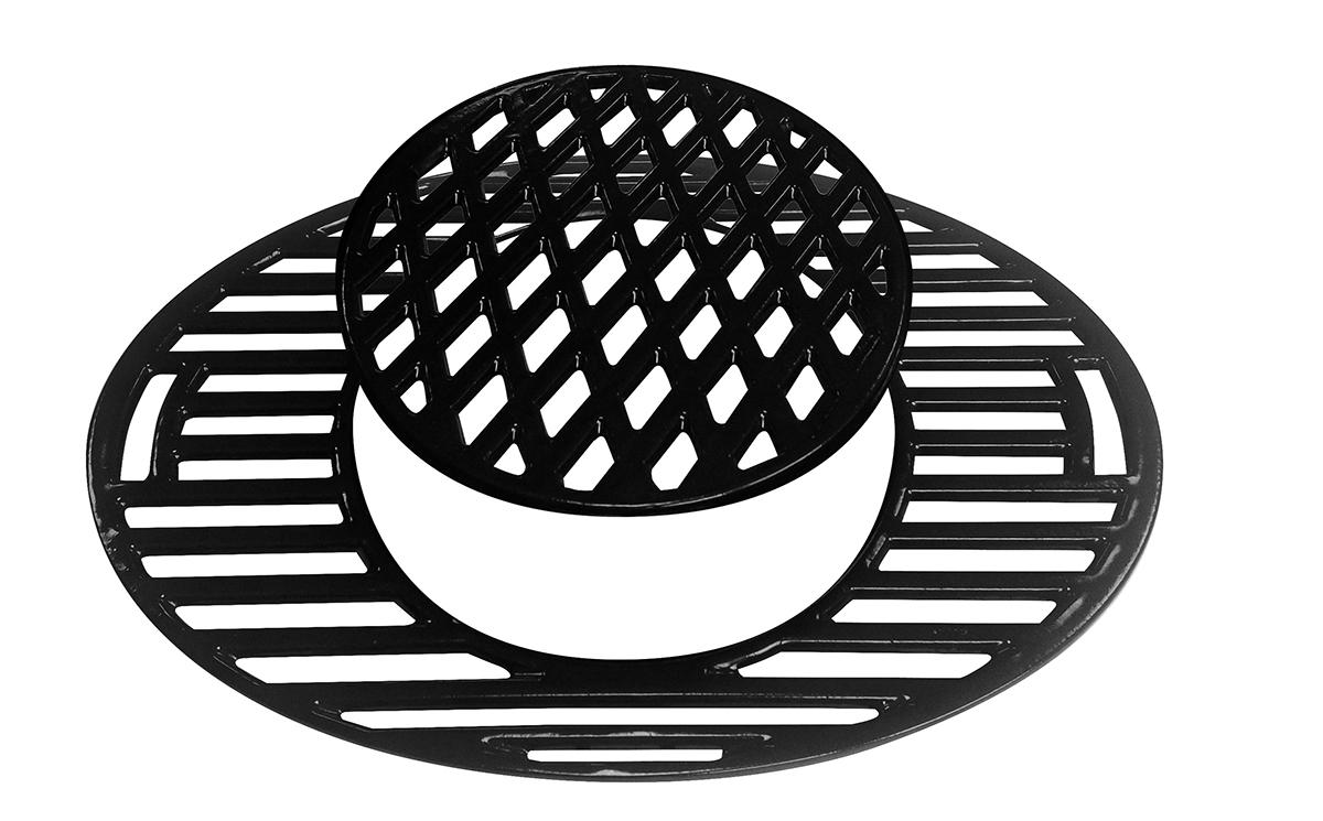 Bonesco Cast Iron Culinary Modular Gridl