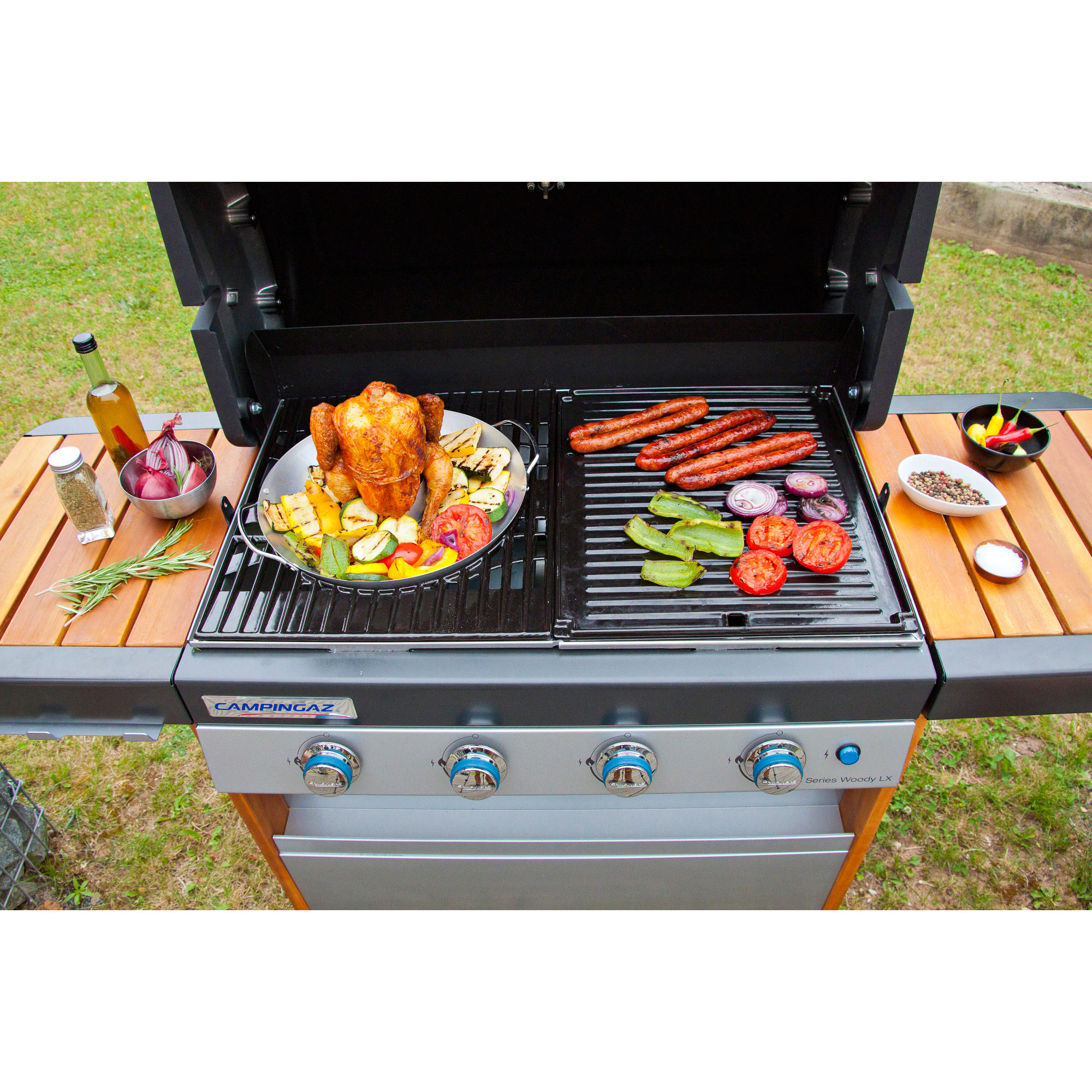 Culinary Modular Poultry Roaster