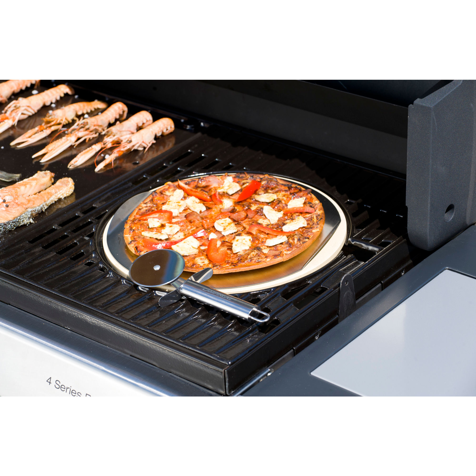 Grilovací keramický kámen Culinary Modular Pizza Stone