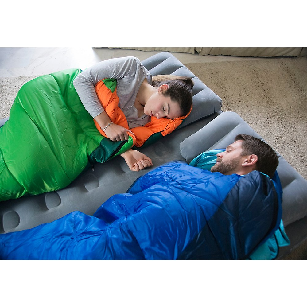smart quickbed airbed double