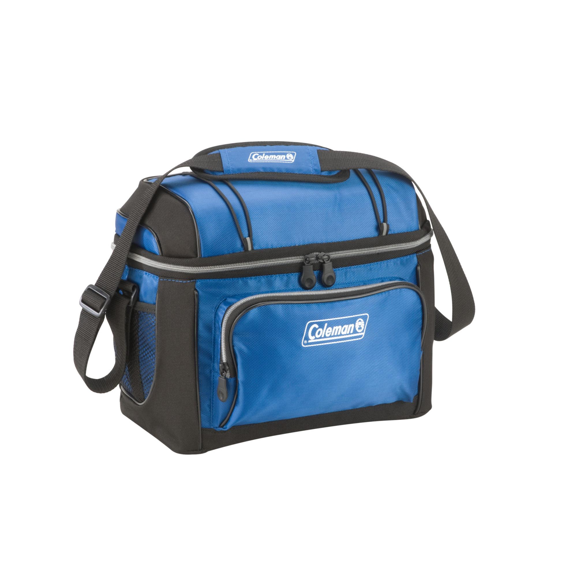 Chladící taška 12 CAN COOLER (modrá)