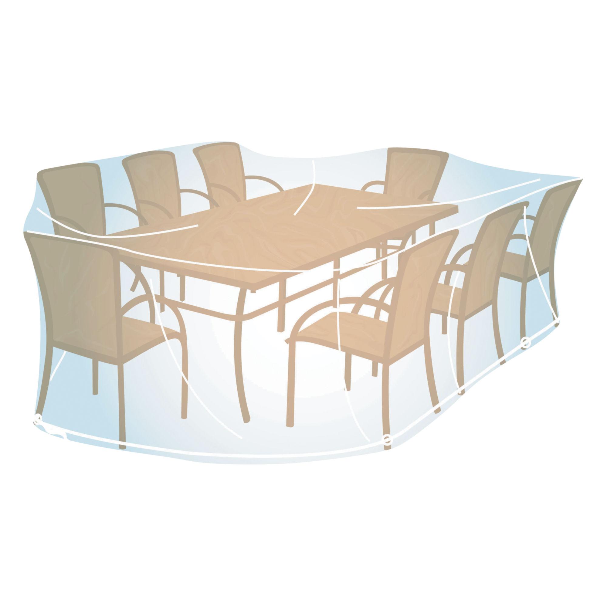 Ochranný obal na venkovní  nábytek velikosti XL(obdélník)