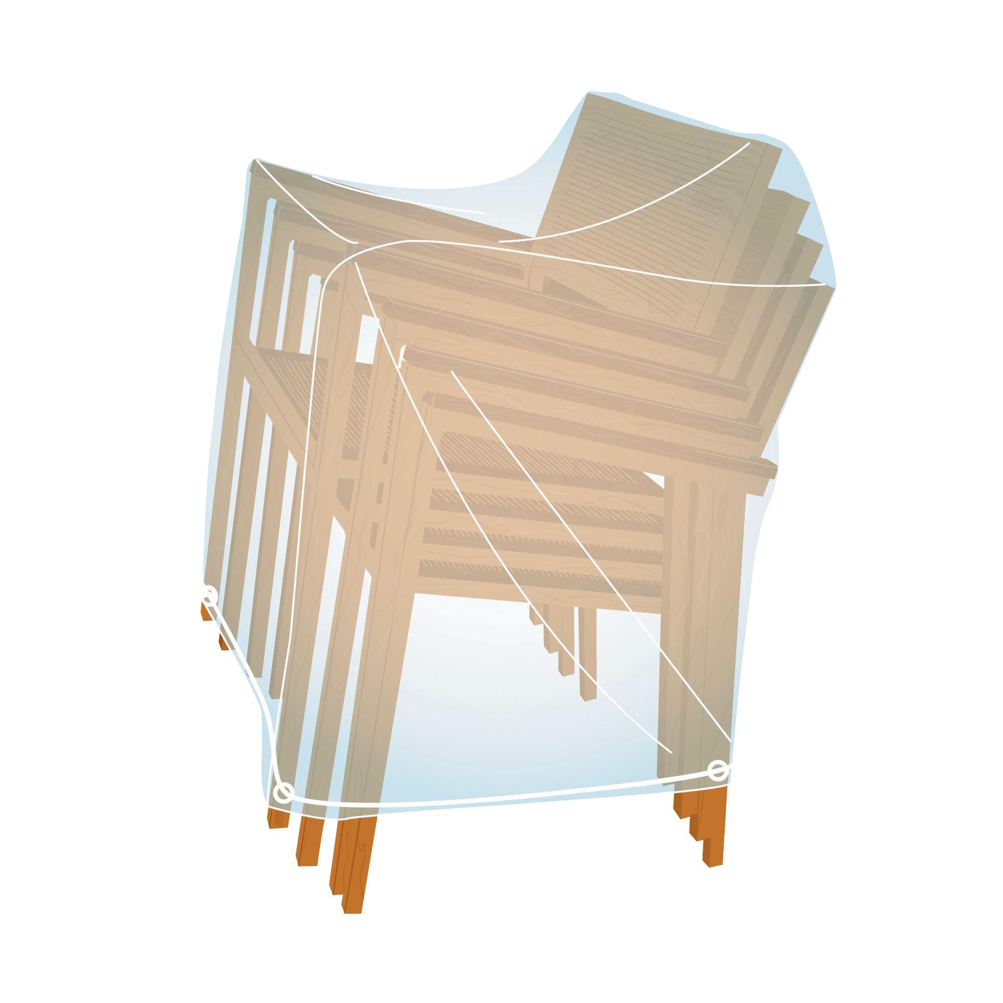 Obal na složené židle (stohované)