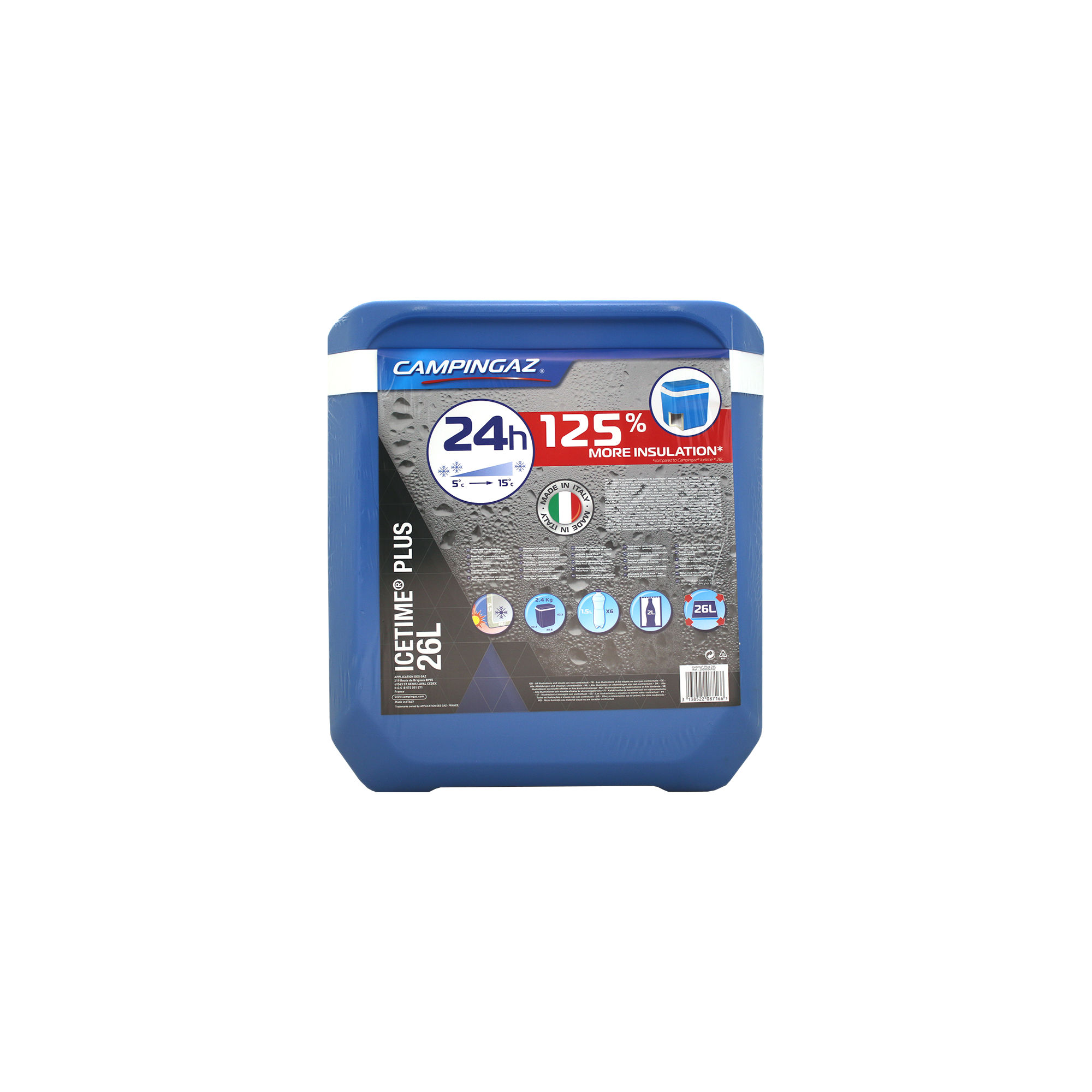 Chladící box  Icetime Plus 26l Cooler